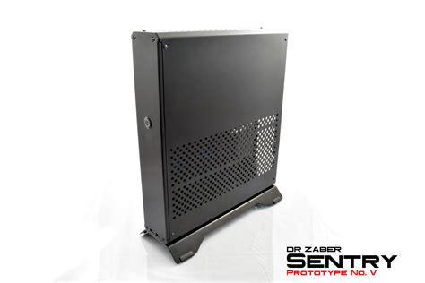 console pc sentry console sized gaming pc project page 9