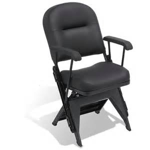 Comfy Folding Chair Vip Nba Sideline Seating Premium Folding Chair