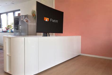 Fernseher Versenkbar by Tv Lift Projekt Flatlift Tv Lift Systeme Gmbh