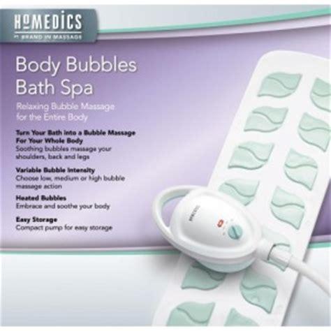 Homedics Spa Bath Mat by Homedics Ba M200 Spa Bath Mat Massaging Bubbles Ebay