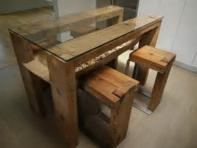 kitchen island table with chairs kitchen appealing rustic kitchen table sets reclaimed