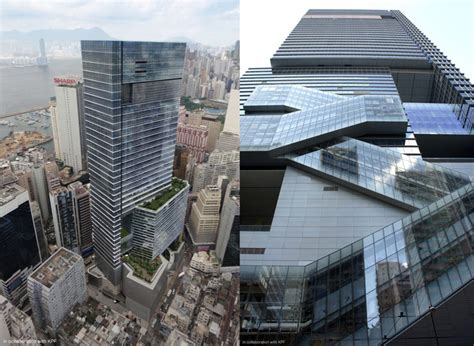 Landscape Architecture Hong Kong Hysan Place Hong Kong S Pre Certified Leed Platinum