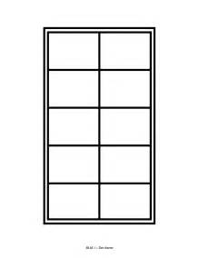 ten frames template 8 best images of ten frame template printable blank ten