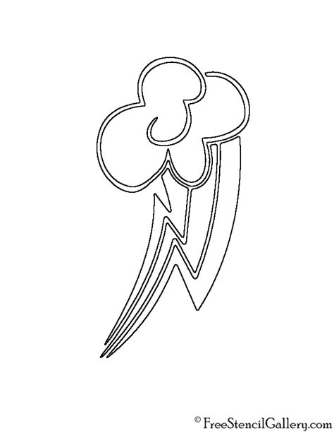 my little pony coloring pages cutie mark rainbow dash cutie mark coloring pages