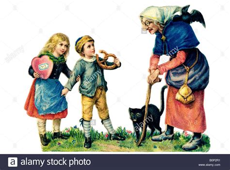Hansel And Gretel hansel and gretel witch brothers grimm 19th century