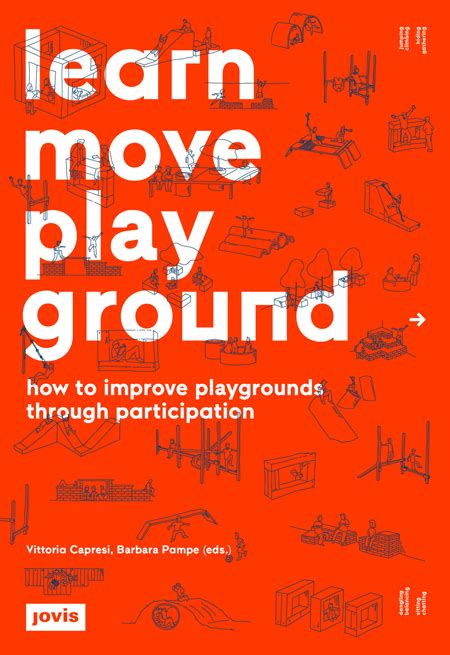 I Learned Today That The Move To 2 by Learn Move Play Ground Jovis Verlag