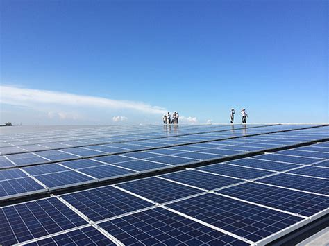 Bangkok Post Article Solar Lights Thailand