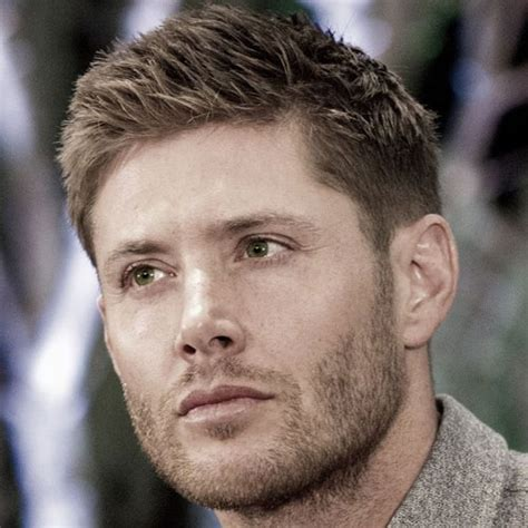 jensen ackles haircut dean winchester hair men s