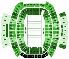 Jaguar Stadium Seating Chart Jacksonville Jaguars Seating Chart Jacksonville Jaguars
