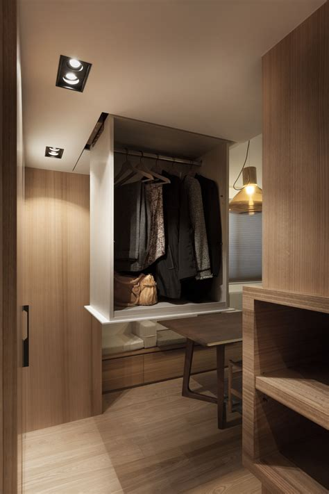 hidden closet design interior design ideas
