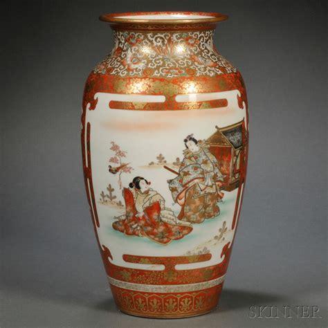 Kutani Vases by Kutani Vase Bidsquare