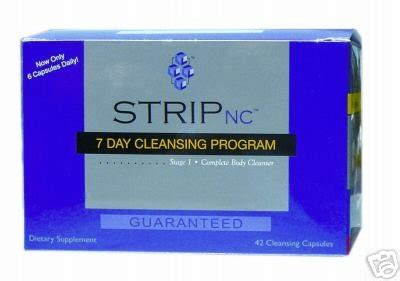 Nc 7 Day Detox by Nc 7 Day Cleanser Health Health Care Tests