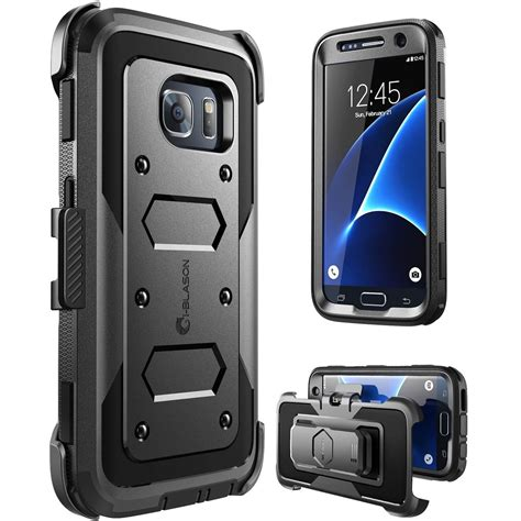Samsung J7 Cover Armor Casing Transformer Rugged Bumper best heavy duty cases for the galaxy s7 android central