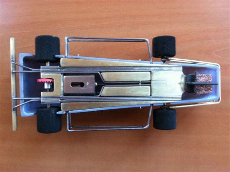 Pch Parts Express - asphalt modified with 3d printed body tuning fork chassis scratchbuilding slotblog