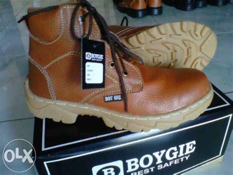 Sepatu Safety Boygie supplier alat safety surabaya