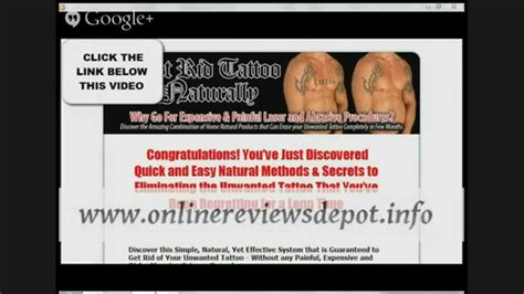 can you remove tattoos at home how to remove a at home without hurting you