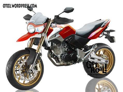 bengkel motor tiger vs scorpio desain modifikasi new tiger revo oto2 s custom