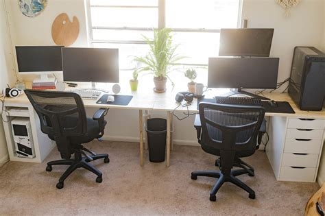 his and hers desk his and hers desk best home design 2018