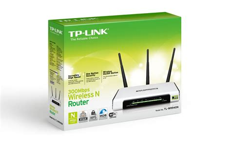Sale Tp Link Wr940n 450mbps Wireless N Router 4port 3 Antena Fixed tp link tl wr940n 300mbps wireless n router lisconet