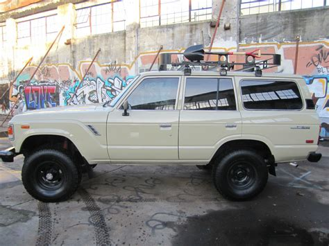 Toyota Land Cruiser Mpg No Reserve Low Mileage No Rust Clean Carfax