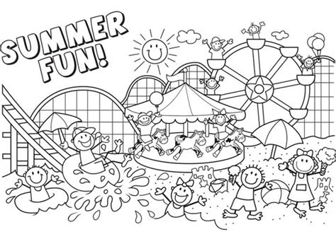 best summer sheets 90 coloring pages free summer summer coloring pages