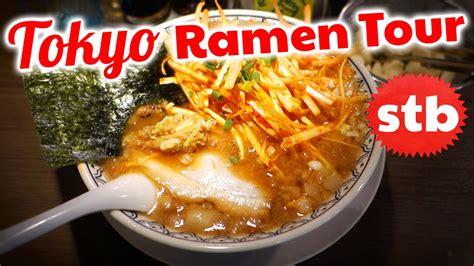 Ramen Maxy 1 japanese food tour best ramen in tokyo japan