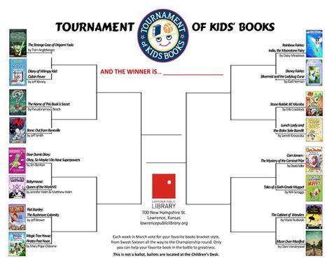 printable volleyball tournament brackets tournament of kids books 2013 printable bracket library