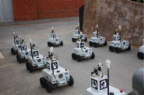Um Flint Sponsored Robotics Team by Robotland The Top Robot Teams 2010 Part 2