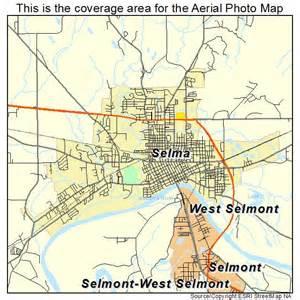 us map selma alabama aerial photography map of selma al alabama