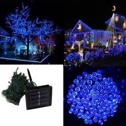 wholesale 22m 200 leds solar waterproof outdoor multicolor