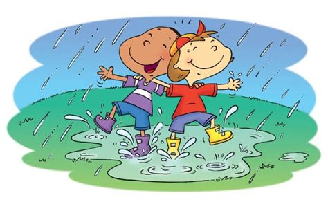 Gamis Teddybear Hawa rainy day clipart clipground