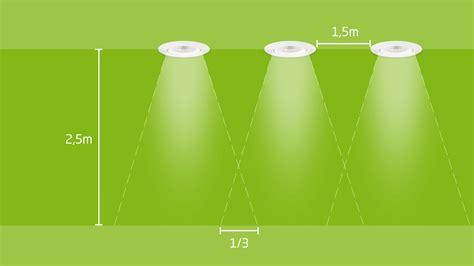 Led Spots Decke Abstand by Led Spots Decke Abstand Interior Design Und M 246 Bel Ideen