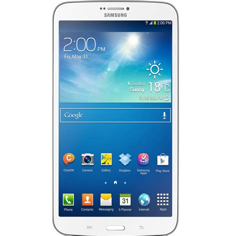 Tablet Samsung Galaxy Tab 3 8 0 Samsung Galaxy Tab 3 8 0 16gb Sm T311 White Jakartanotebook