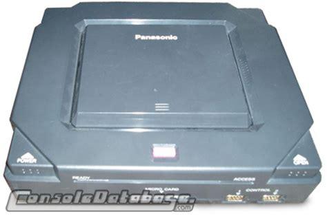 m2 console 3do matsushita m2 console information