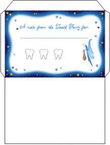 tooth fairy envelope leone annabella betts