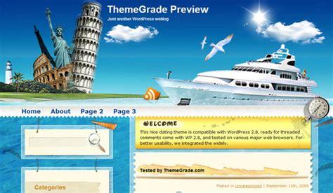 theme cruises definition cruises wordpress theme review