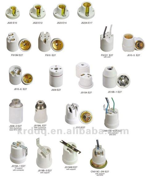 different types of electrical 2 pin connectors view