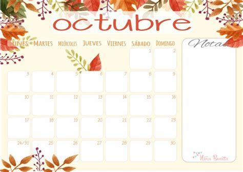 moratoria para jubilarse despues de octubre 2016 ni 241 a bonita imprimible calendario octubre de 2016