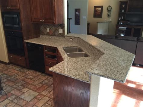 Granite Countertops San Antonio by Pearl Level 1 Granite White And Gray Granite