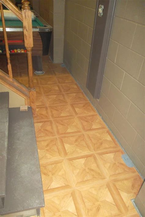 Waterproof Basement Flooring Waterproofing Basement Floor