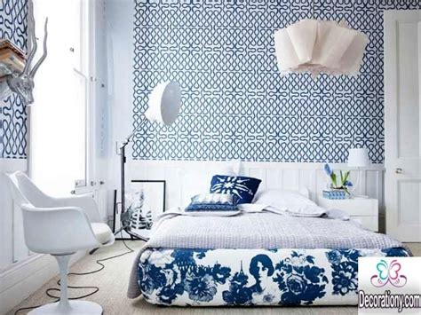 Blue White Bedroom Design 20 Splendor Blue Bedrooms Decorating Ideas Bedroom