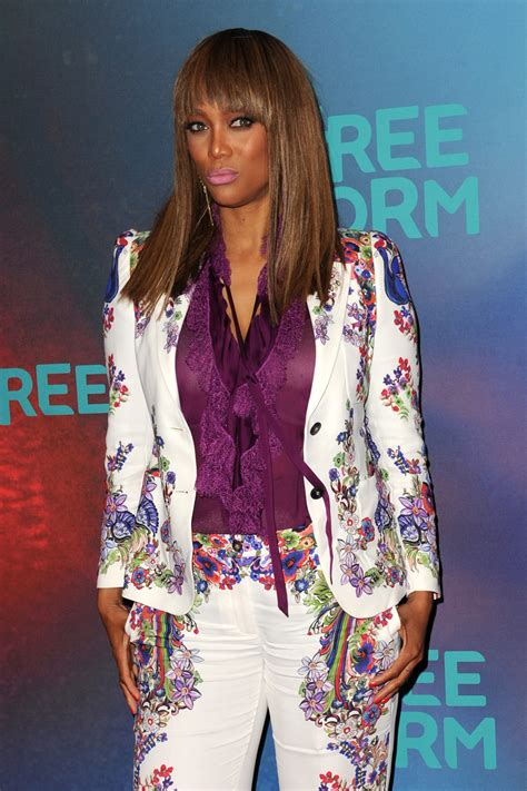 Tyras Fashion Miss by Banks Fails To Work A Cray Roberto Cavalli Suit At