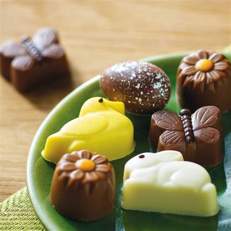 easter chocolate caramel filled chocolate easter selection bettys