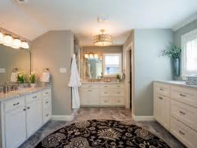 Fixer Upper Long Narrow Bathroom Fixer Upper S Best Bathroom Flips Hgtv S Fixer Upper
