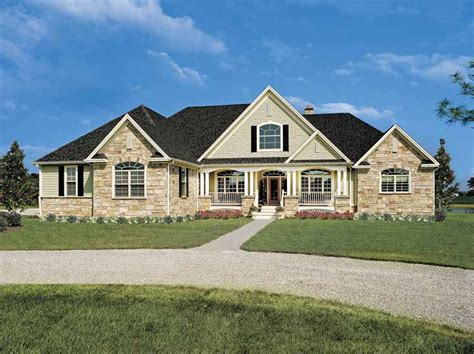 rock house plans stone house plans at eplans com stone homes
