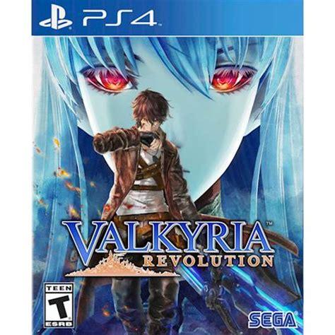 valkyria revolution vanargand edition playstation 4 best buy