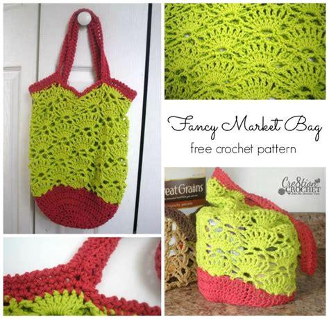crochet pattern market bag free 23 market bag patterns to crochet knit or sew wee folk art