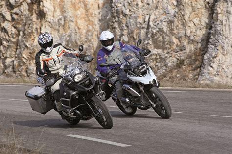 Suche Motorrad Kollegen by Test Bmw R 1200 Gs Alt Gegen Neu Die Dunkle Seite Der