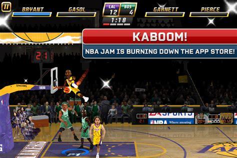 Nba Jam Lite by Nba Jam By Ea Sports Lite Arcade Sports