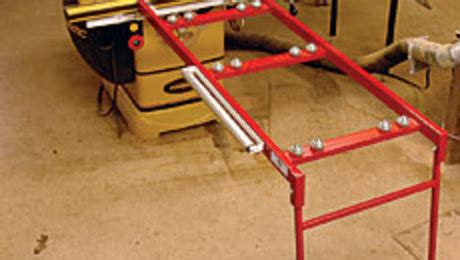 ezee feed manufacturing tablesaw extension review